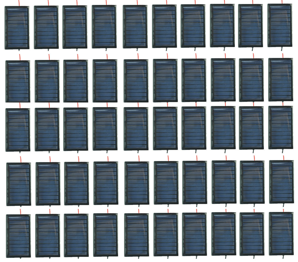 Mini Solar Cells 5v 30ma 53x30mm For Panels Diy Projects Panel Battery Charger Circuit On Wiring Toys