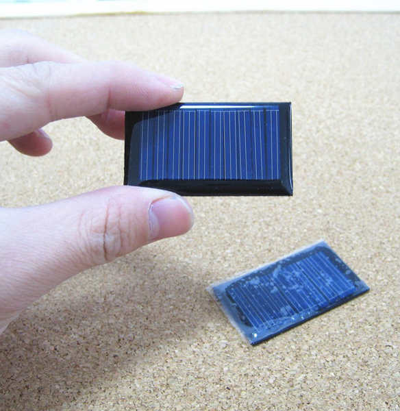 Mini Solar Cells: 5V 30mA 53X30mm For Solar Panels, DIY Projects, Toys, 3.6v Battery Charger