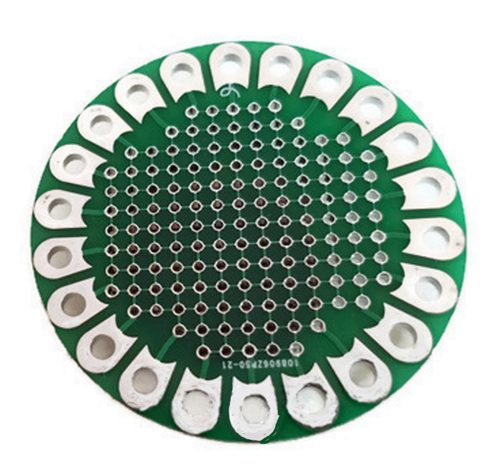 LilyPad Prototype Board ProtoBoard - Round Prototype Board for all DIY Electronics projects