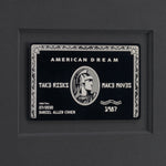 American Dream Credit Card