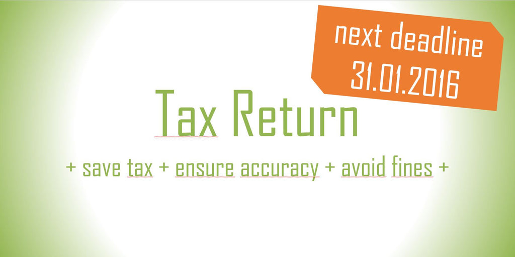 Fixed Fee Tax Returns - Preparation, Submission and Monitoring - £100