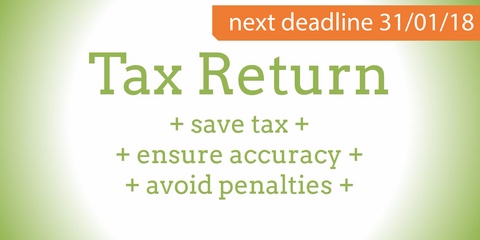 Tax Return - Preparation, Submission and Monitoring