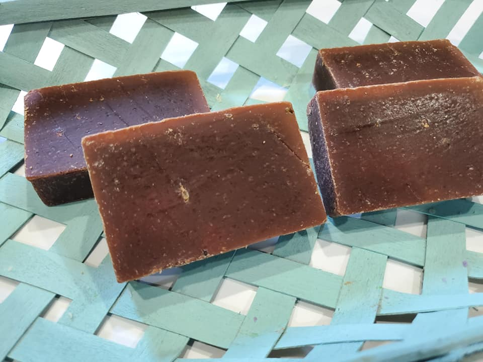 Vanilla Oatmeal Cold Process Soap