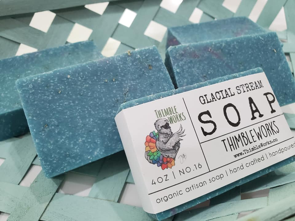 Glacial Stream Cold Process Soap