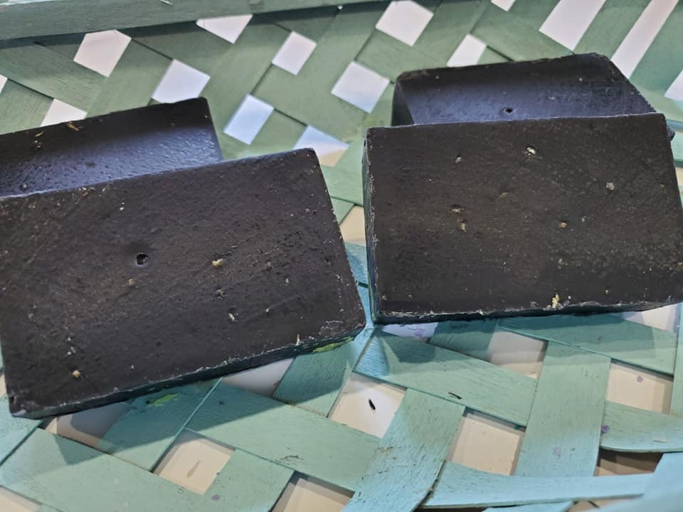 Pine Tar Cold Process Soap