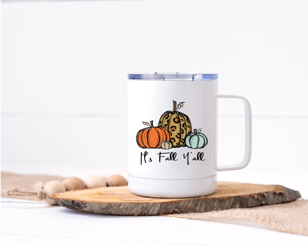 It's Fall Yall Insulated Mug