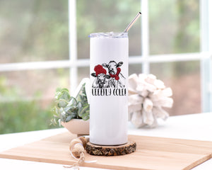 Udderly Cold Insulated travel Mug