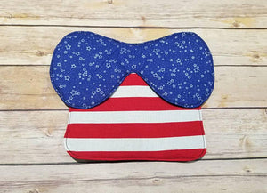 Patriotic Butterfly Chicken Saddle/Hen Apron