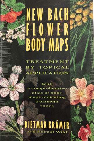 New Bach Flower Body Maps book