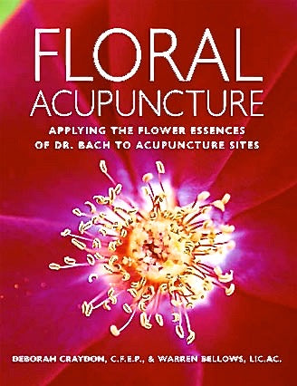 Floral Acupuncture book