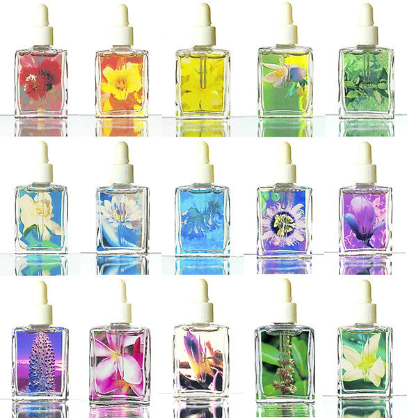 15 Hawaiian Flower Essence Kit