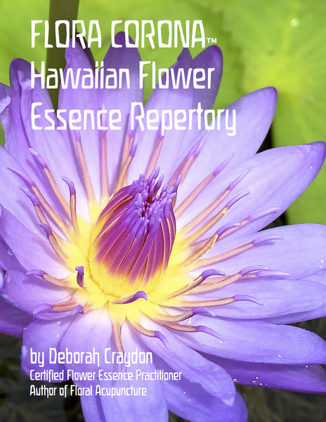Hawaiian Flower Essence Repertory