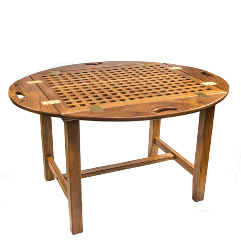 Whitecap Teak Butler's Table