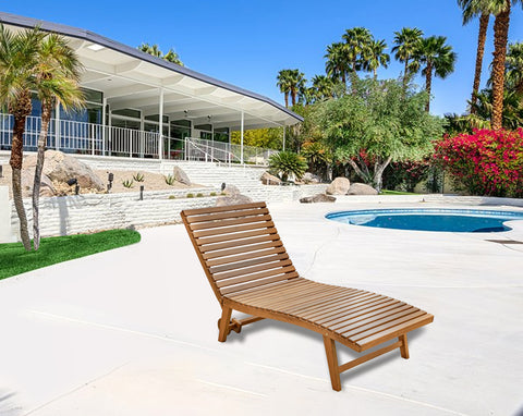 60070 - Pool Lounge Chair