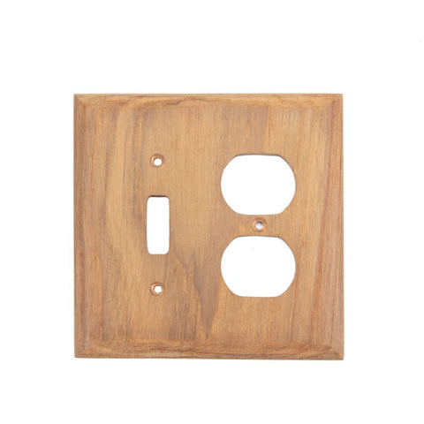 60178 - Switch/Duplex Outlet Cover