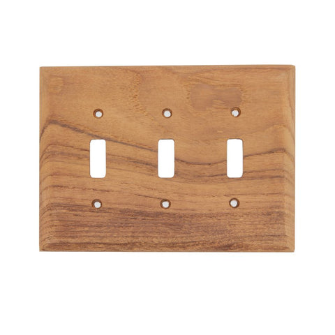 60179 - Three Switch Cover/Plate