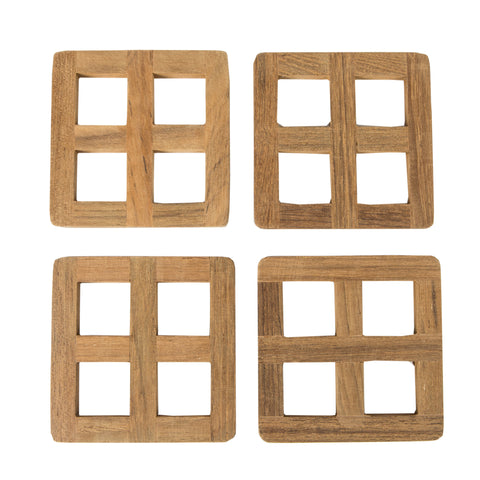 60193 - 4-Piece Coaster Set