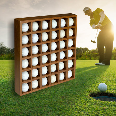 60455-TO - 36 Golf Ball Holder/Display