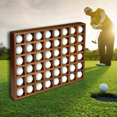 60457-TO - 72 Golf Ball Holder/Display