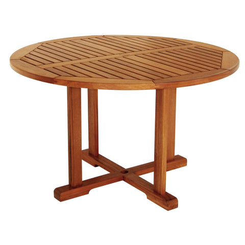 Whitecap Teak Round Dining Table