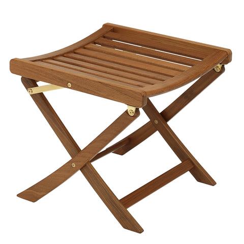 60072 - Folding Foot Stool for Reclining Arm Chair