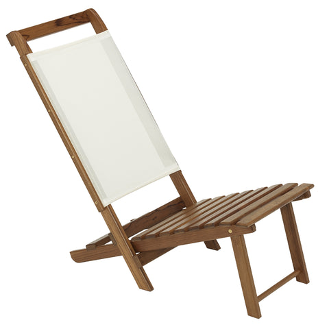 Whitecap Teak Everywhere Chair