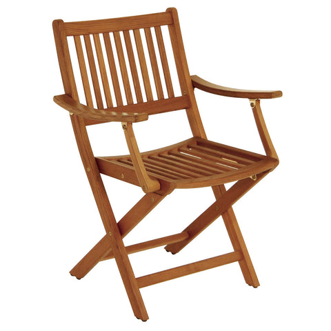 63070 - Folding Chair with Arms
