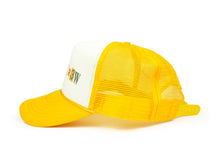 Load image into Gallery viewer, Ransom Trucker Cap - Yellow