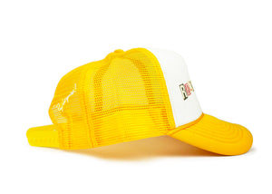 Ransom Trucker Cap - Yellow
