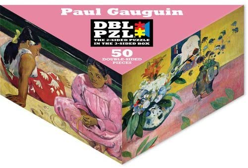 DBL PZL - Paul Gauguin - 50 Extra Large Pieces Puzzle