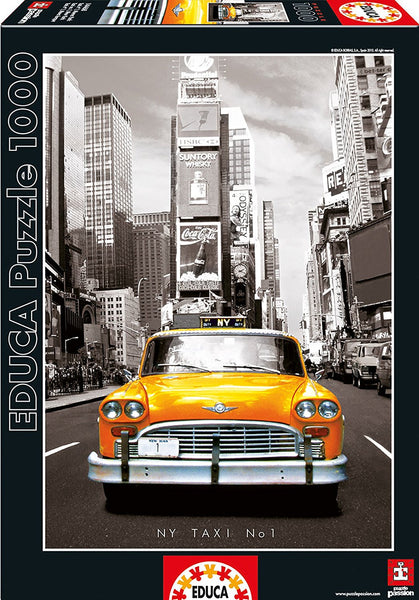 Educa New York Taxi No. 1 Puzzle