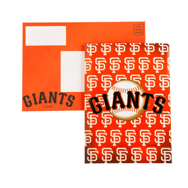 San Francisco Giants MLB Evergreetings Garden Flag