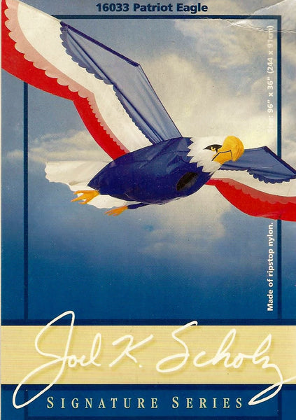 Joel K. Scholz Signature Series - 3D Patriot Eagle Kite
