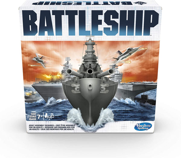 """Battleship"" Classic Strategy Game"