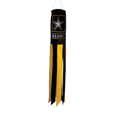 "In the Breeze - 40"" Military Service Windsocks"