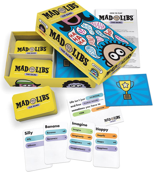 """Mad Libs"" The Game"