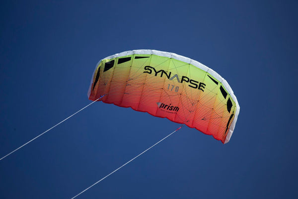 Prism Synapse 170 Dual Line Sport Kite with Line & Wrist Straps