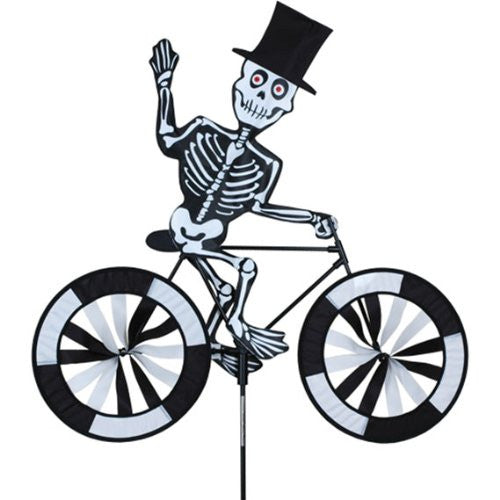 30 inch Bicycle Garden Spinner - Skeleton