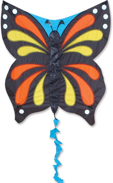 Fun Flyer Kite with Line Included - Monarch Butterfly