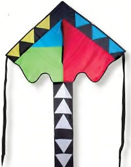 Jumbo Easy Flyer Delta Kite - Navaho
