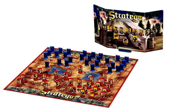 Stratego Original Battlefield Strategy Game