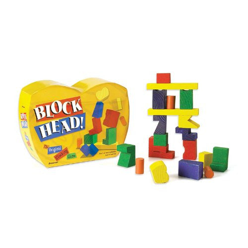 Blockhead Stacking Game