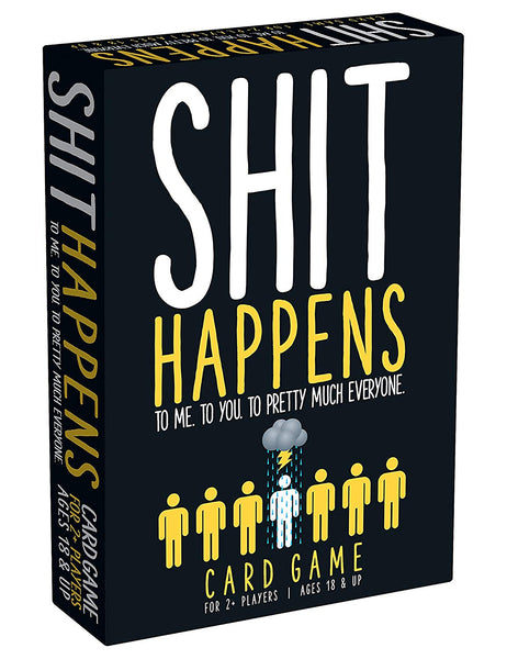 """Shit Happens"" Card Game"