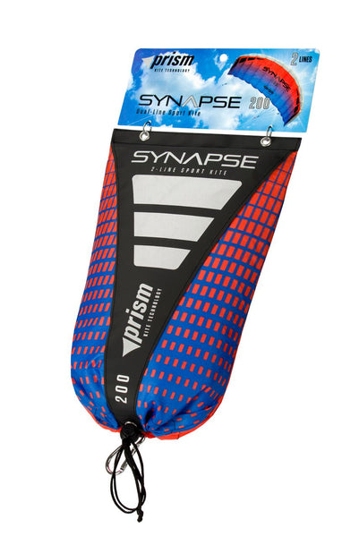 Prism Synapse 200 Dual Line Sport Kite with Line & Wrist Straps