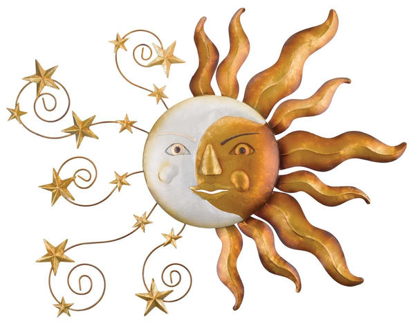 Celestial Sun Wall Decor