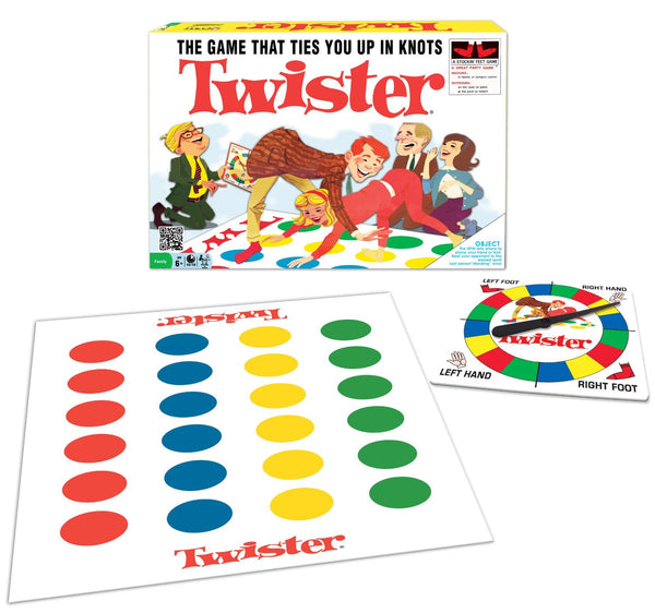Classic Twister Party Game