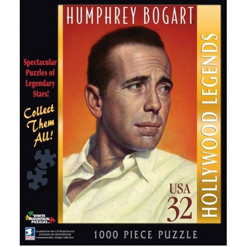Humphrey Bogart - 1000 Pieces Puzzle