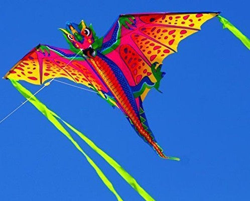 Mini Dragon Kite with Line Included