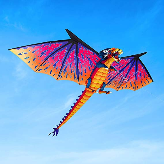 SkyGiant 3D Dragon Kite