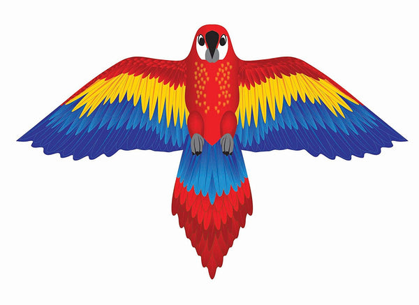 SuperWings Parrot Kite with Line Included